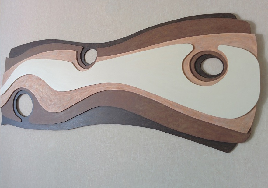 Дървена декорация